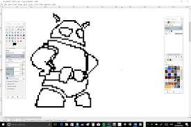 create awesome pixel art for your games and apps android
