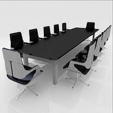 Black Meeting Table Meeting Tables And Chairs New With Picture Of Meeting Tables