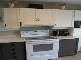 kitchen modern two tone normabudden com