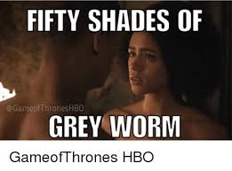 Meme Shades - fifty shades of grey worm gameofthrones hbo hbo meme on me me