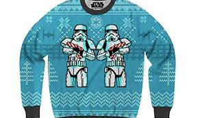 13 wars sweaters that will remind santa the