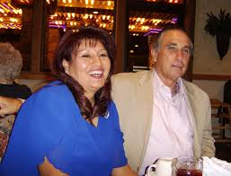 Arlene Goodman and Larry Richard at the Banquet - Branson, Missouri - Arlene%20Goodman%20&%20Larry%20Richard