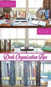 How To Organize My Office Desk Desk Organization Picmia
