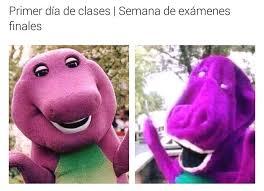 Barney Meme - barney meme by andresmezav memedroid