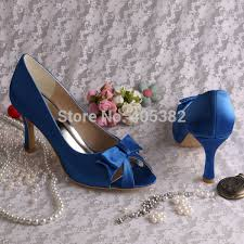 Wedding Shoes Off White Aliexpress Com Buy Wedopus Autumn High Heel Pumps Women U0027s