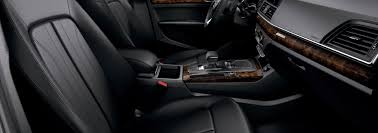 2018 audi q5 seating audi q5 audi usa