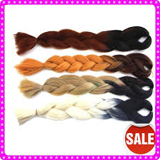 super x braid hair wholesale colorful super x pression kanekalon jumbo braiding hair ombre