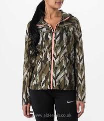 nike impossibly light jacket women s nike impossibly light hooded running jacket printed reflective