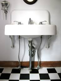 before u0026 after u2013 dollar store skirted sink