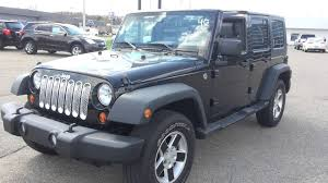 grey jeep wrangler 4 door 2010 jeep wrangler unlimited 4 door sport 4x4 black w hard top