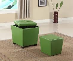 Green Storage Ottoman Green Ottoman Amazing Boho Ottoman Patchwork Pouf Green