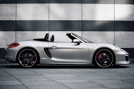 modified porsche boxster techart shows more of its new porsche boxster 981 tuning program
