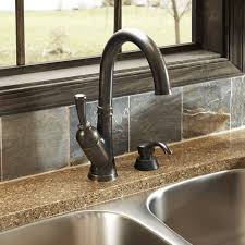kitchen sink faucets at lowes kenangorgun com