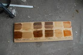 what stain looks on pine picking an interior stain color kick or die