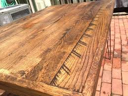 wood table tops for sale reclaimed wood table top rayline info