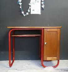 bureaux anciens brocante bureau de maitre d école en chêne massif gabriel brocante meubles