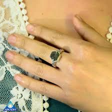 arkadia wedding band moldavite celtic ring size 8 us arkadia