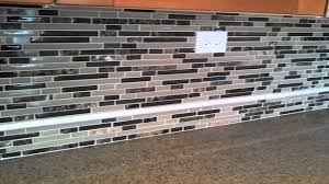 Backsplashes For The Kitchen by Glass Marble Mixed Mosaic Tile Kitchen Backsplash Tile By