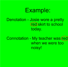 smart exchange usa connotation and denotation definitions