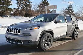 wagoneer jeep 2018 elongated jeep cherokee spied what does it mean autoguide com news