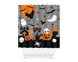 halloween shower etsy