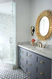 Gold Bathroom Light Fixtures Bathroom With Gold Fixtures U2013 Paperobsessed Me
