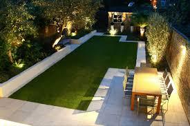 contemporary modern landscape design ideas for small urban gardens