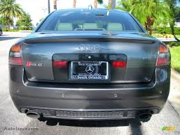 2003 audi rs6 for sale 2003 audi rs6 4 2t quattro in daytona grey pearl effect photo 7
