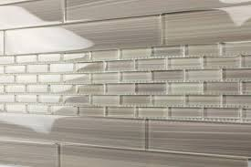 Grey Glass Backsplash by Glass Tile Backsplash