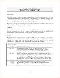 formal proposal template sample reference letter from previous