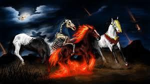 four horsemen of the apocalypse u2013 public domain
