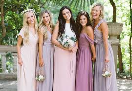bridesmaid dresses and separates revelry