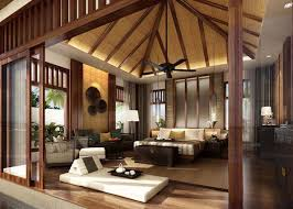 Best  Asian Interior Bedroom  Images On Pinterest - Resort style interior design