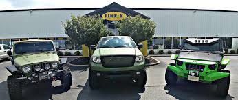 Line X Floor Coating by Truck Accessories Nicholasville Ky Truck Accessories Near Me