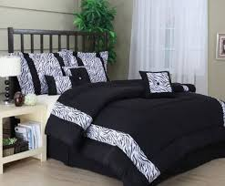 Black Bedding Sets Queen Bedroom Black And White Full Size Comforted Bed Set With Floral