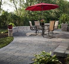 flooring u0026 rug flagstone pavers patio with metal chair and coffee