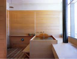 Japanese Bathroom Ideas Japanese Wood Paneled Bathroom Ideas Quecasita Interior Design