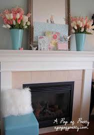 cheap fireplace mantel decor ideas diy projects craft ideas u0026 how