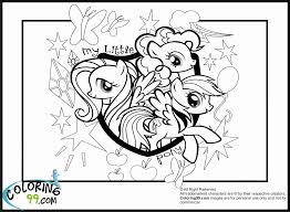 my little pony coloring pages twilight sparkle and friends many