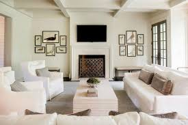 Design Ideas For Small Living Room With Fireplace Monochromatic Living Room Design Ideas