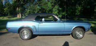 1969 mustang grande 1969 ford mustang grande factory 302 4 speed for sale photos