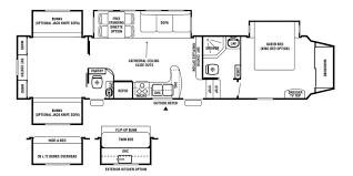 Fifth Wheel Camper Floor Plans 100 Cedar Creek 5th Wheel Floor Plans Cedar Creek For Sale