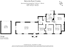3 bed detached bungalow for sale in balcombe road crawley west
