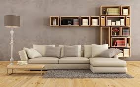 Living Room Wall Shelving by Space Saving Room Furniture Placement Ideas Putting Bookcases And