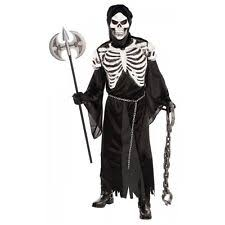 Halloween Reaper Costume Mens Angel Costume Ebay