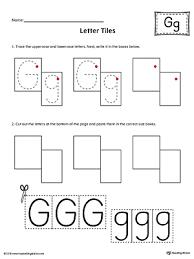 letter g tracing and writing letter tiles myteachingstation com