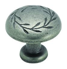 knobs4less com offers amerock ame 18511 knob weathered nickel