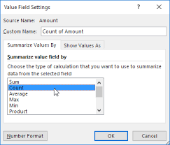 How To Make A Pivot Table In Excel 2010 Pivot Tables In Excel Easy Excel Tutorial