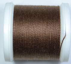 madeira aerofil no 35 extra strong thread 100m colour 8541 acorn