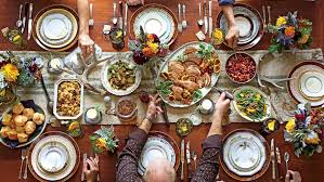 thanksgiving menus and recipes southern living